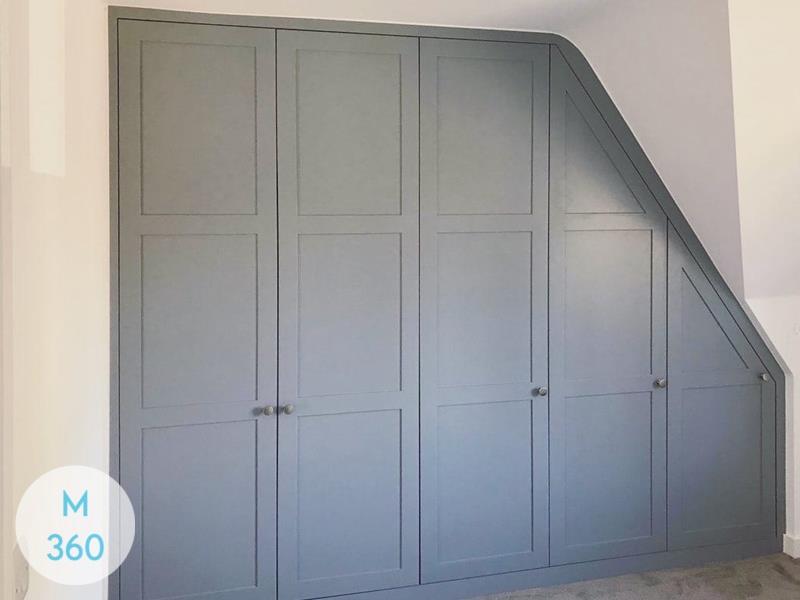 Шкаф в скандинавском стиле Мариньяк Арт 004871401
