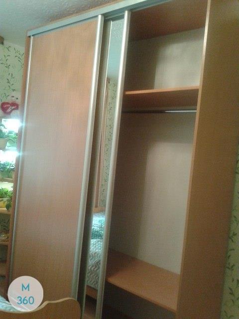 Узкий шкаф Фоджа Арт 005068786