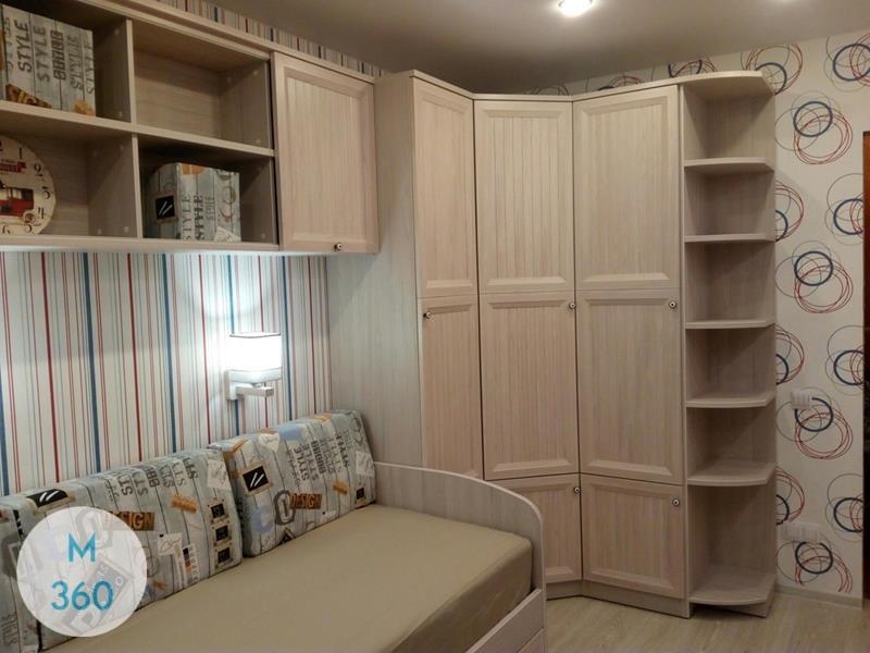 Встроенный угловой шкаф Сплит Арт 005178765