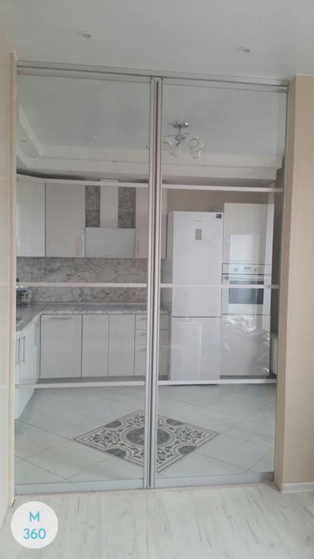 Зеркальная дверь купе Дейви Арт 005283742