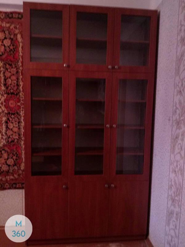 Книжный шкаф из массива Йеллоустон Арт 005340935