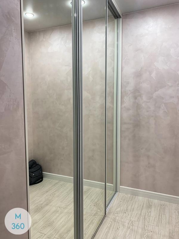 Зеркальная дверь купе Веста Арт 005525603