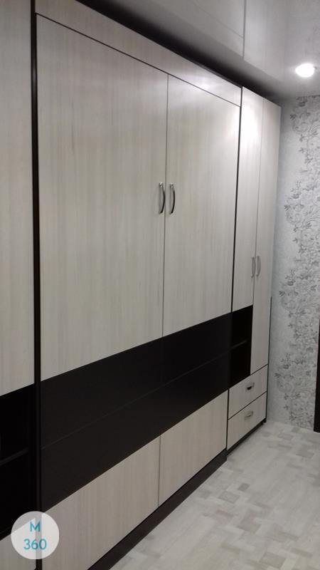 Распашной шкаф для одежды Крис Арт 005591347