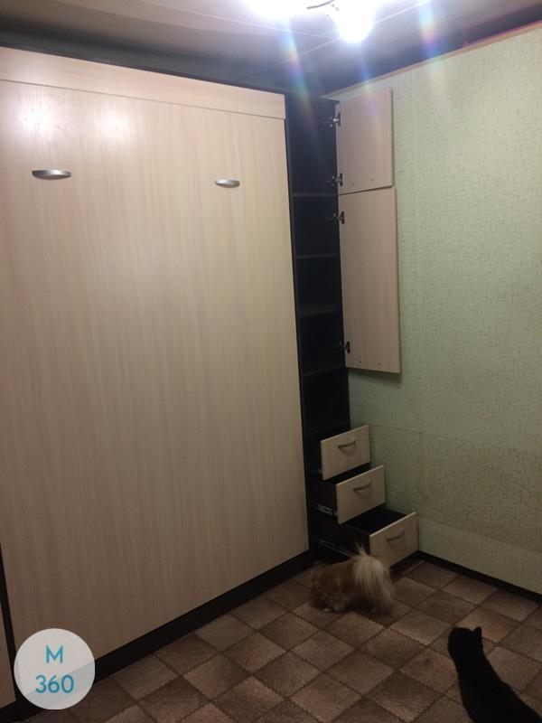 Двуспальный шкаф кровать Фрайбург Арт 005636369