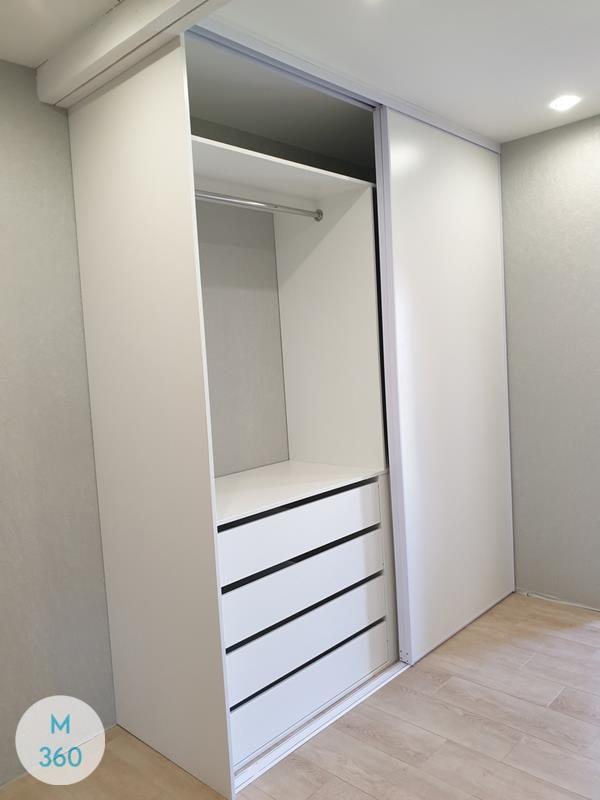 Двухдверный шкаф купе Джошуа Арт 005897876
