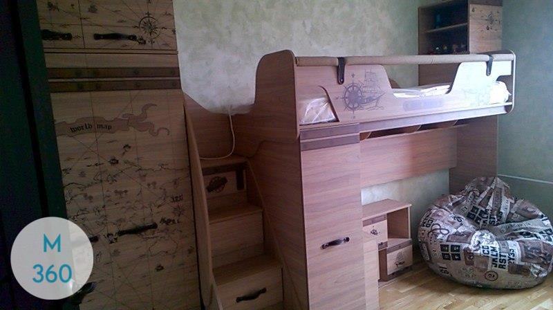 Гардеробный шкаф для детской Кингстон Арт 005953117