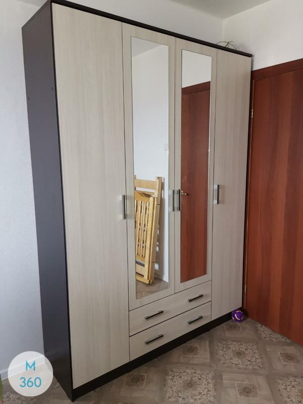 Шкаф пенал для одежды Хендерсон Арт 006012616