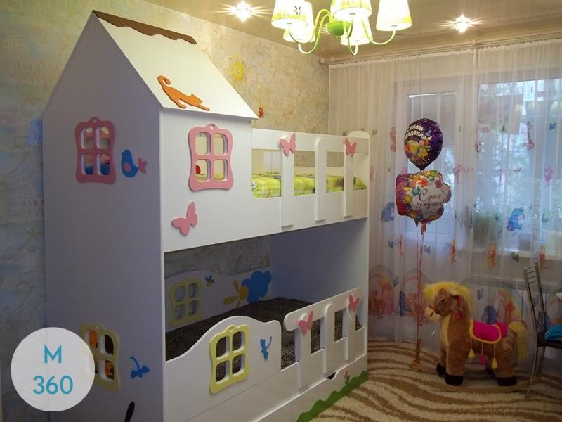 Двуспальный шкаф кровать Абакан Арт 006082056