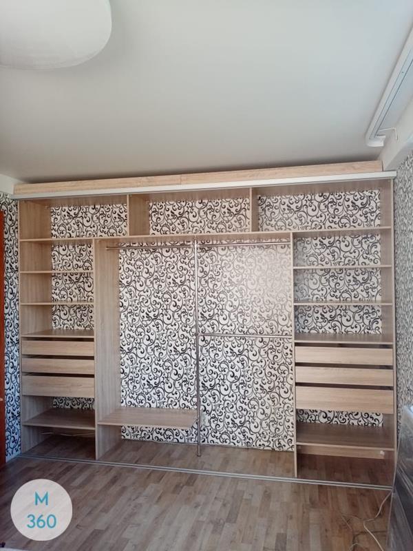 Встроенный шкаф Франкфурт. Фотография 3