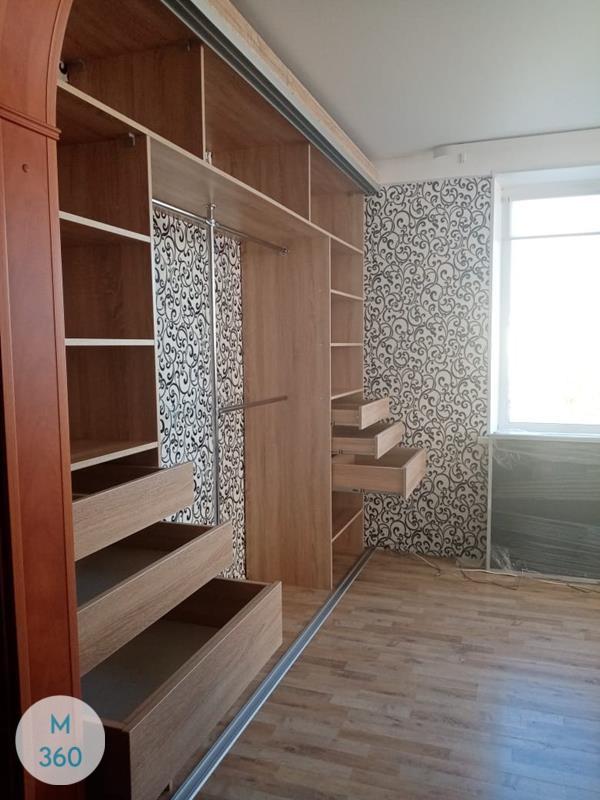 Прямая гардеробная Франкфурт Арт 006114433
