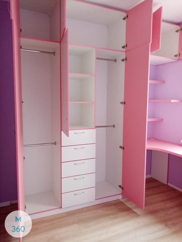 Гардеробный шкаф для детской Триест Арт 006262002