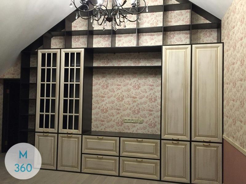 Необычный книжный шкаф Асбест Арт 006298437