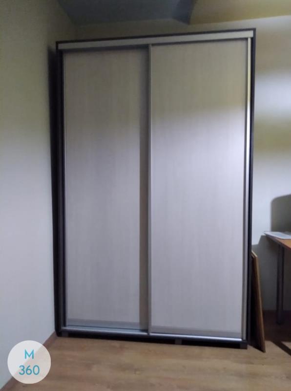 Узкий гардеробный шкаф Венеция Арт 006365112