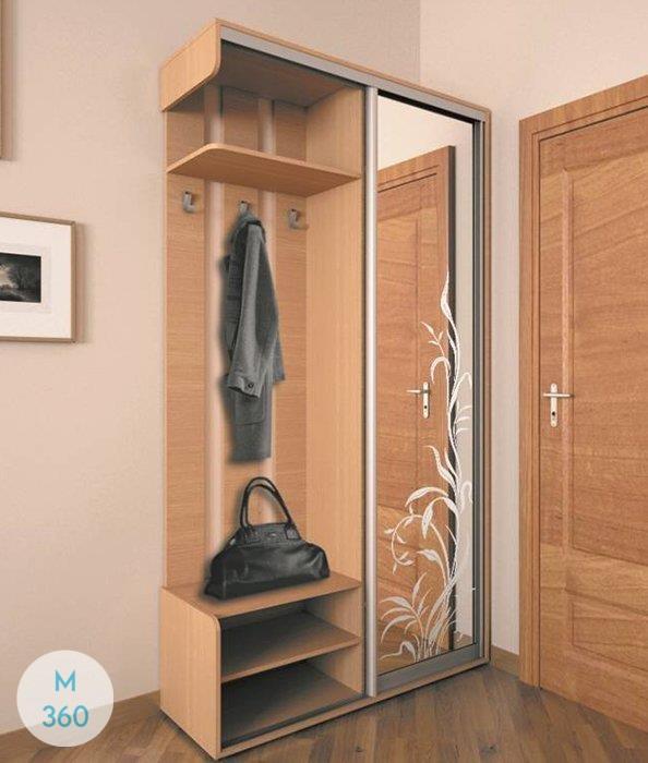 Одностворчатый шкаф купе Белла Арт 006640761