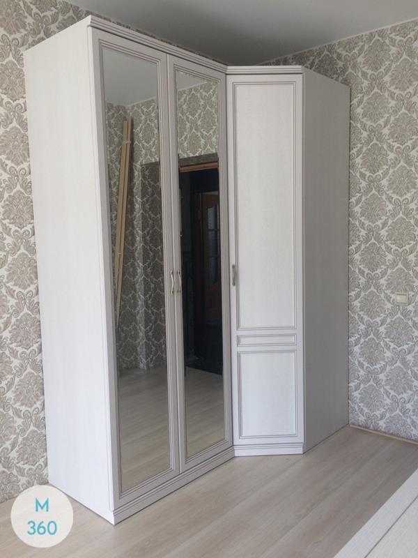 Шкаф с фацетными зеркалами Танго Арт 006671873
