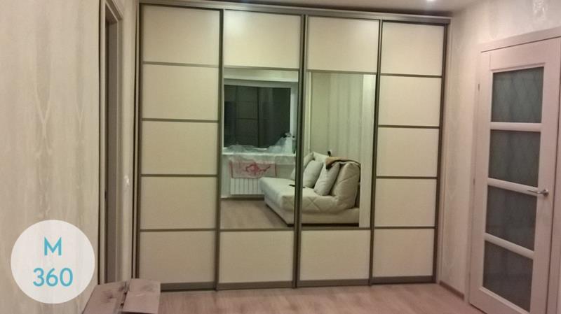 Раздвижная стеклянная дверь Индиана Арт 006727000