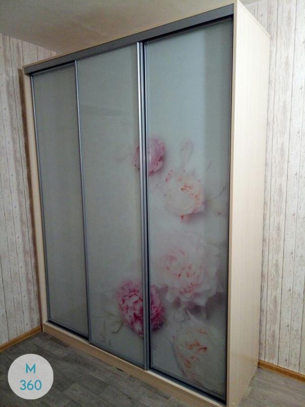 Встроенный шкаф с телевизором Поппи Арт 006922687