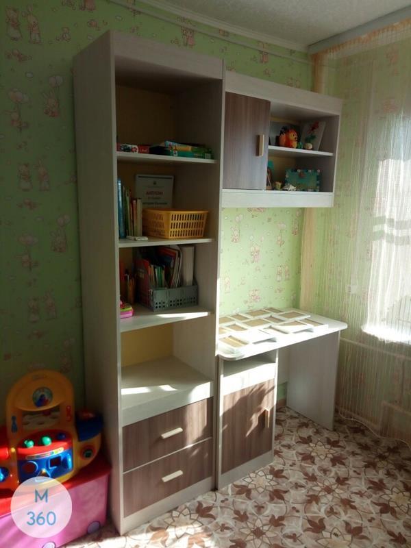 Шкаф купе для книг Монтевидео Арт 007060998