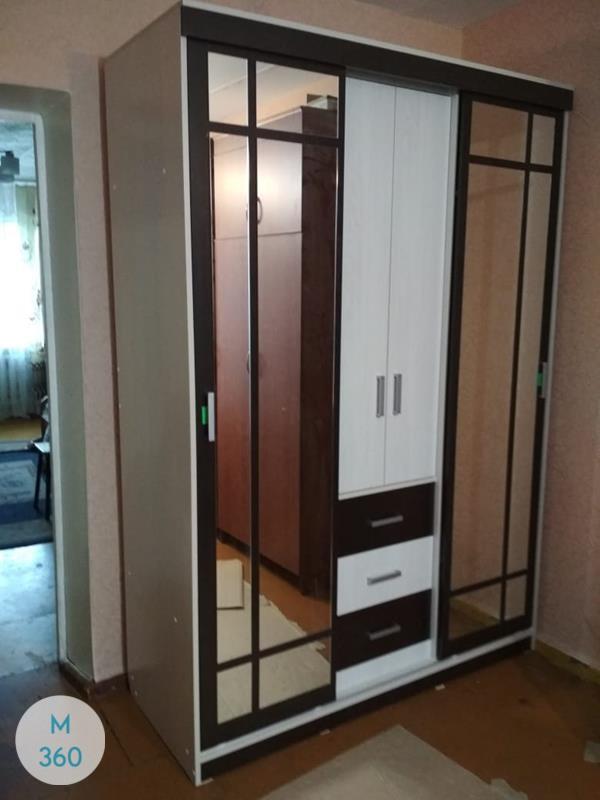 Встроенный шкаф с телевизором Амато Арт 007151987