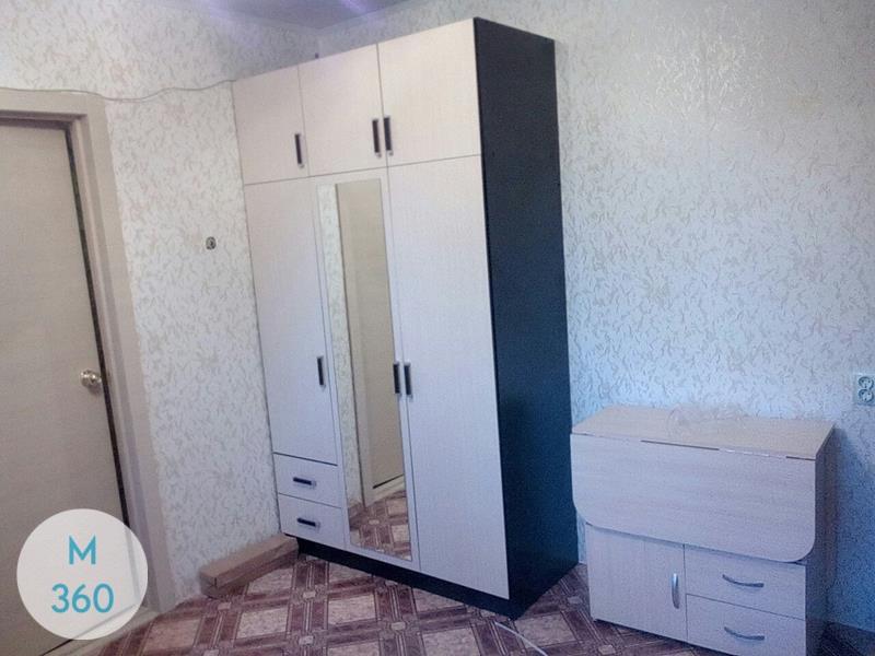 Шкаф с боковым зеркалом Рабат Арт 007240802