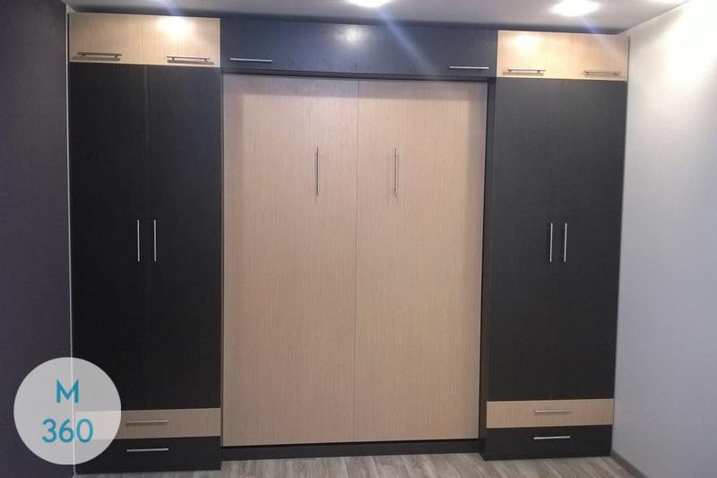 Двуспальный шкаф кровать Амелия Арт 007371595
