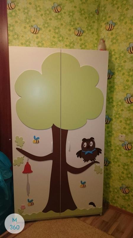 Гардеробный шкаф для детской Астрахань Арт 007504143