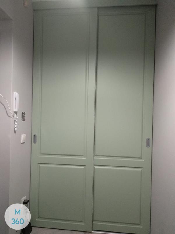 Двухдверный шкаф купе Сандерленд Арт 007522562