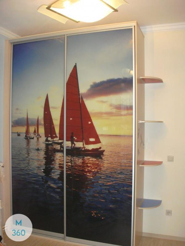 Шкаф в морском стиле Алессандро Арт 007857722
