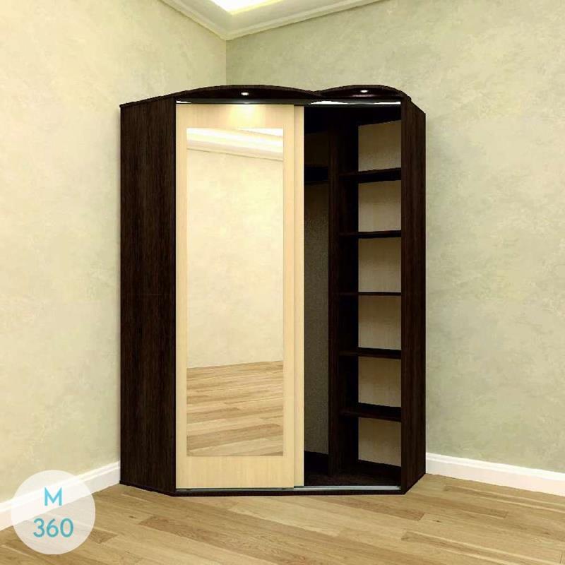 Одностворчатый шкаф купе Саскачеван Арт 007960148