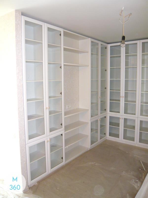 Шкаф со стеклом Лабинск Арт 007983324