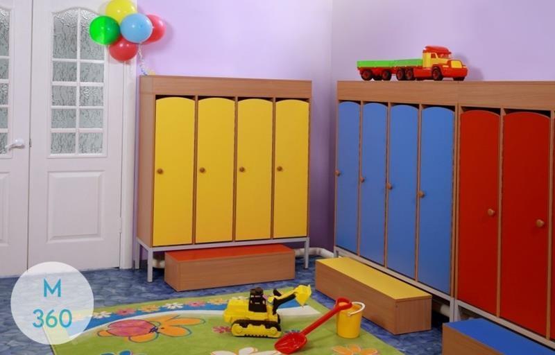 Шкаф для детских раздевалок Хельга Арт 008059707
