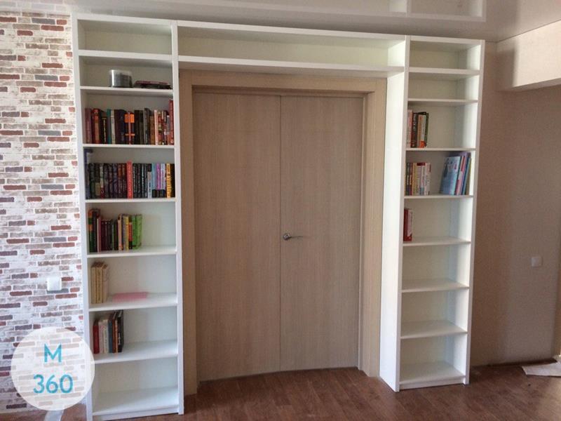 Необычный книжный шкаф Мбабане Арт 008141235