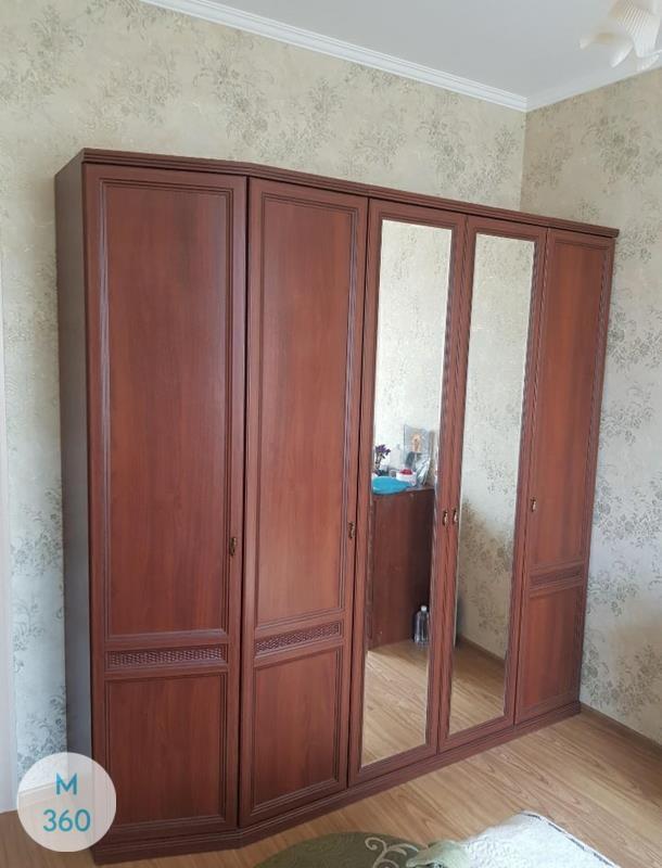 Шкаф с фацетными зеркалами Луара Арт 008317779