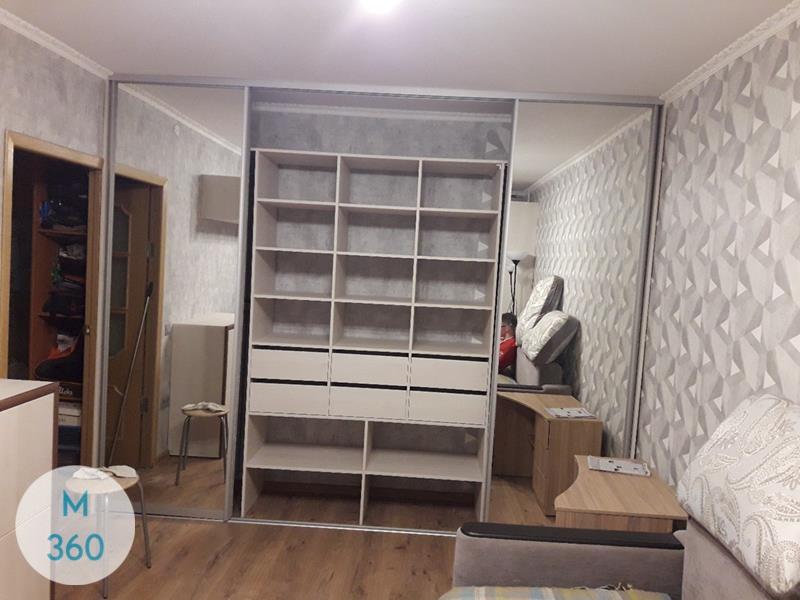 Платяной шкаф купе Бужумбура Арт 008425743