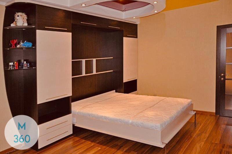 Двуспальный шкаф кровать Суринам Арт 008504075
