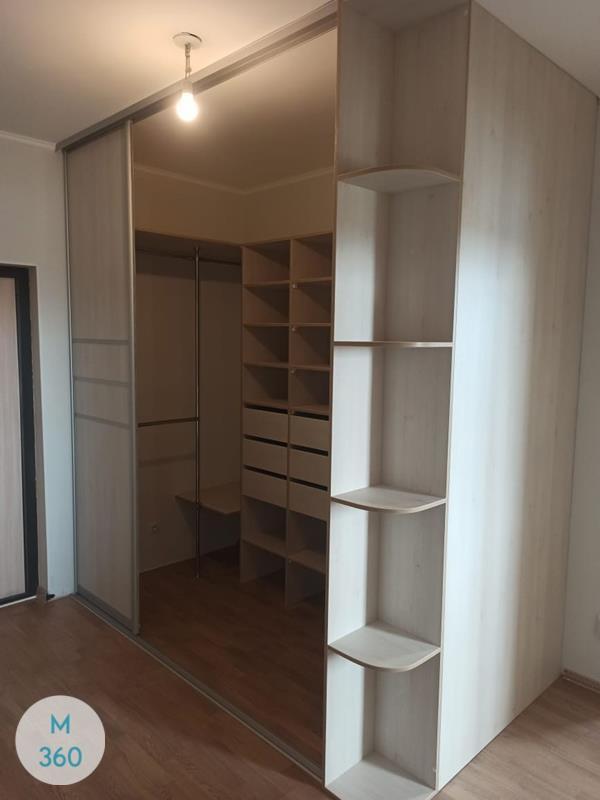 Встроенный шкаф Бачата. Фотография 2