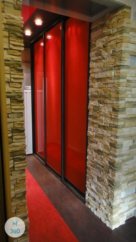 Красный шкаф Эссекибо Арт 008655933