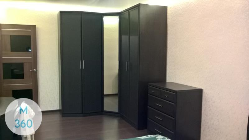 Шкаф с фацетными зеркалами Абхазия Арт 008770263