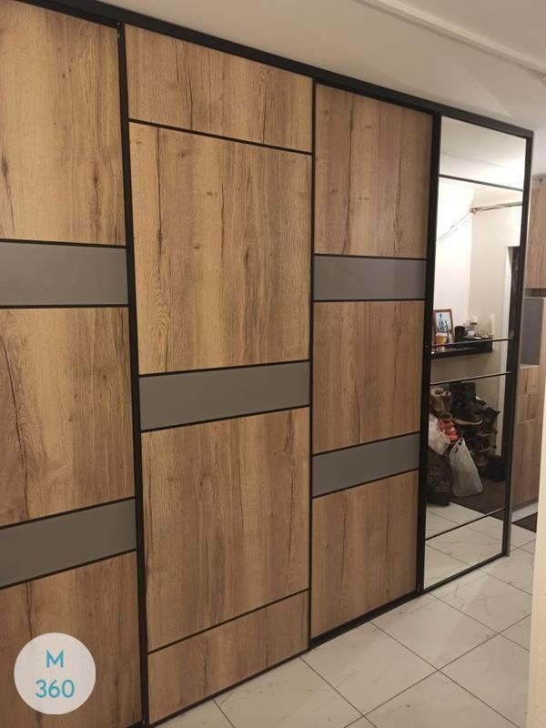 Встроенный шкаф Полина. Фотография 2