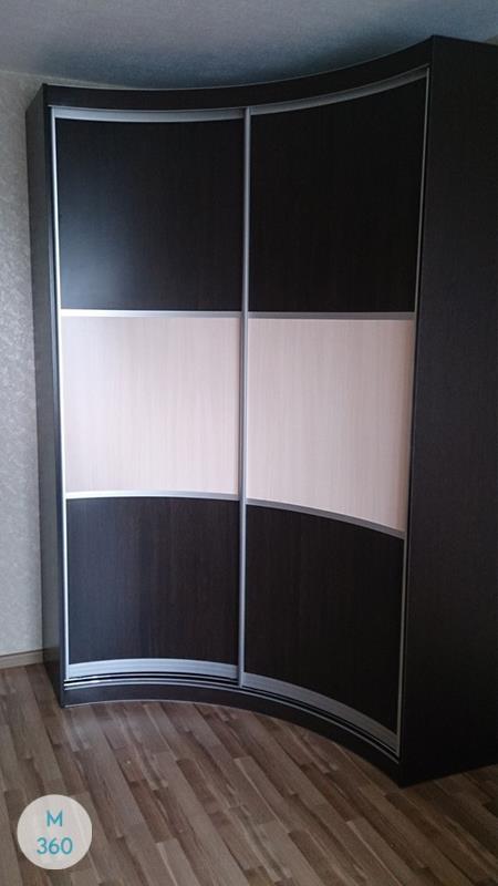 Угловой радиусный шкаф Бонн Арт 008920047