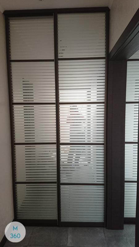 Зеркальная дверь купе Рэймонд Арт 009026014
