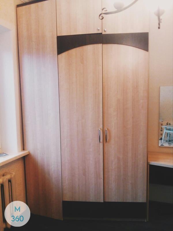 Распашной шкаф венге Белини-Про Арт 009200916