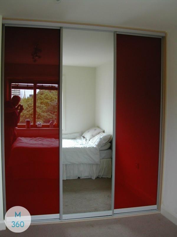Красный шкаф Уитби Арт 009253001