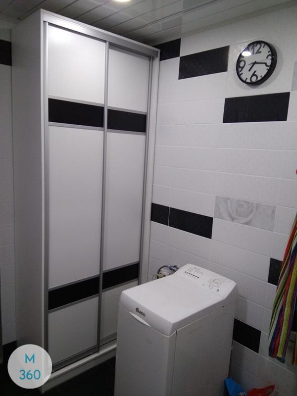 Узкий гардеробный шкаф Вьентьян Арт 009470255