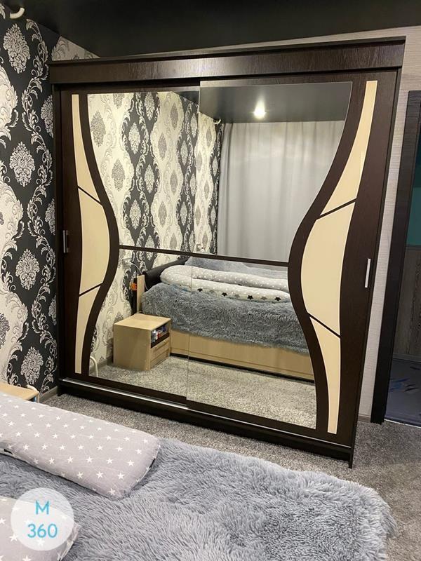 Шкаф с фацетными зеркалами Гудвин Арт 009530673
