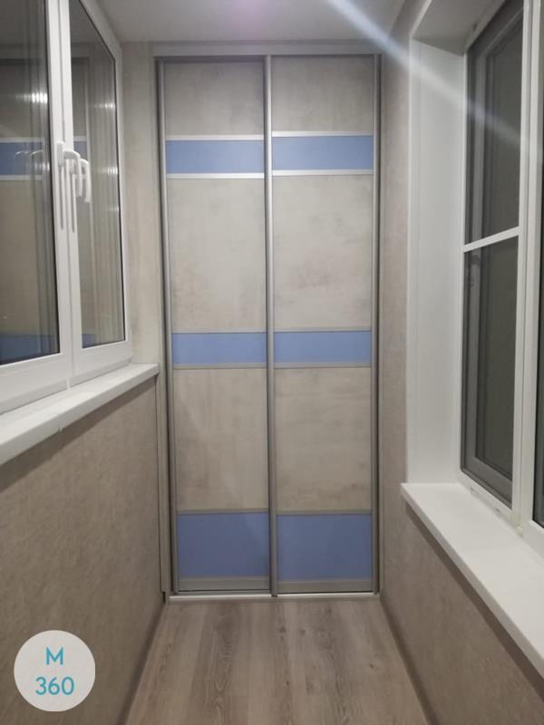 Шкаф на балкон Лонг-Бич Арт 009648010