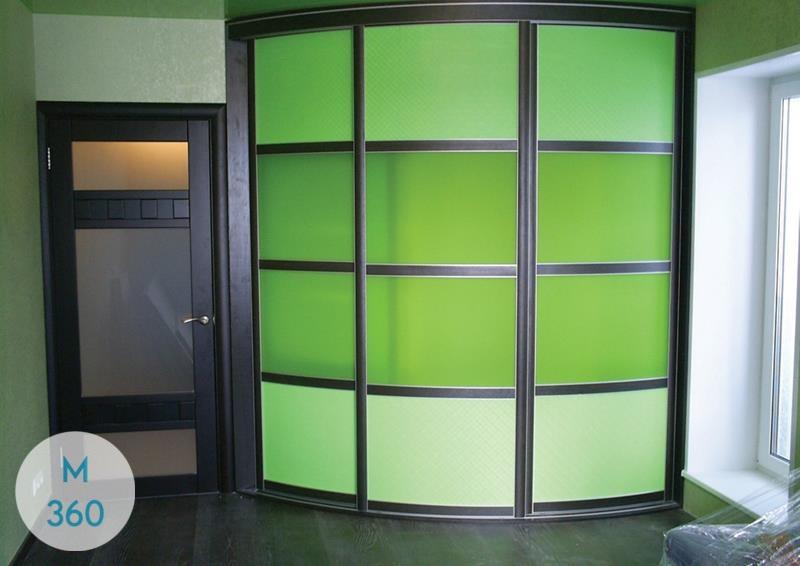 Выпуклый радиусный шкаф Вулвергемптон Арт 009730037