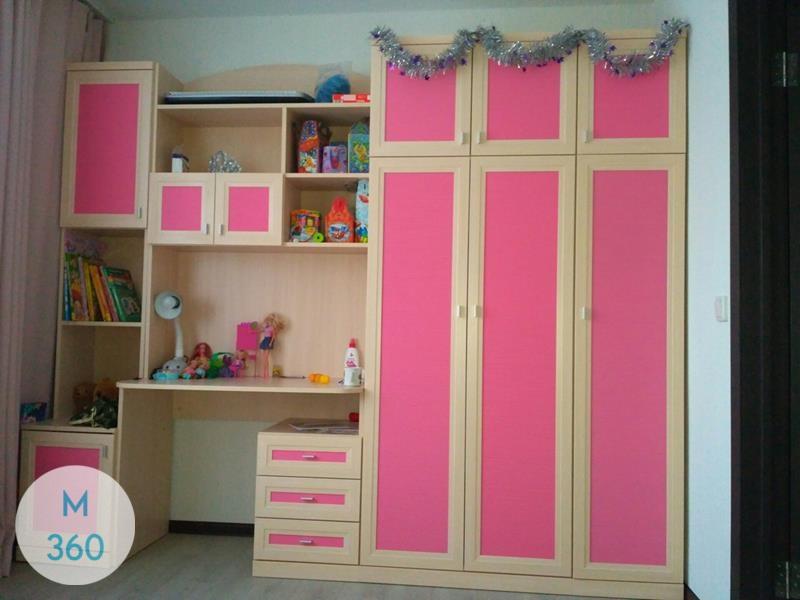 Гардеробный шкаф для детской Дэйв Арт 009852109